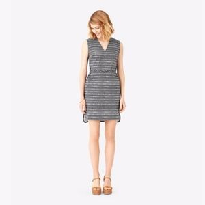 Kate Spade Saturday Printed Shift Dress Sz M